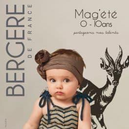 Magazine 167 - Printemps/Été Enfants Layette